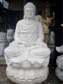 marble buddha sculpture carving